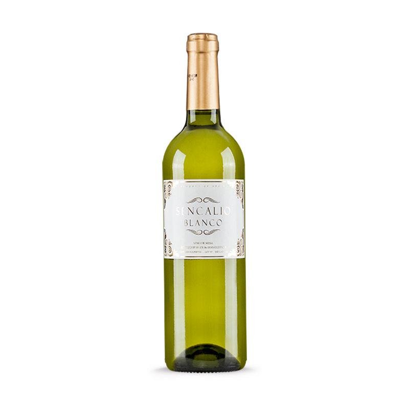 西班牙原装进口莫瑞.森卡里奥干白葡萄酒750ml