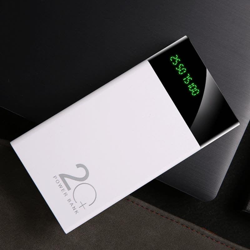 CRDBNSCJ 大容量移动电源充电宝手机适用20000毫安快充充电宝